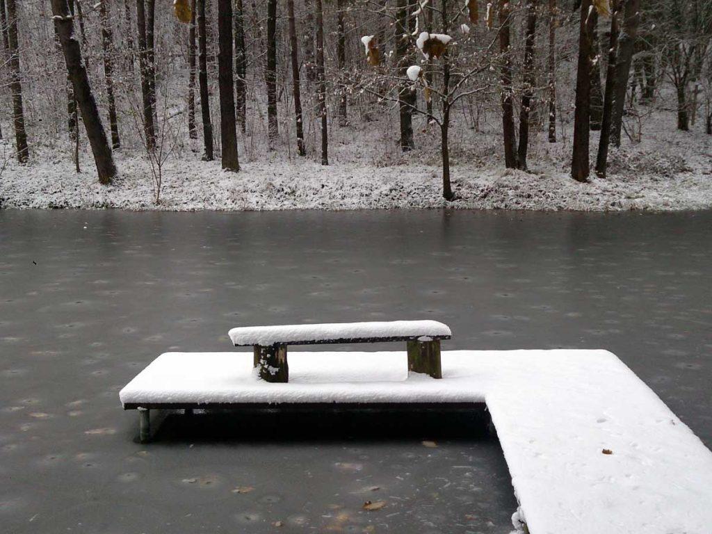 Žiemos ramybė
